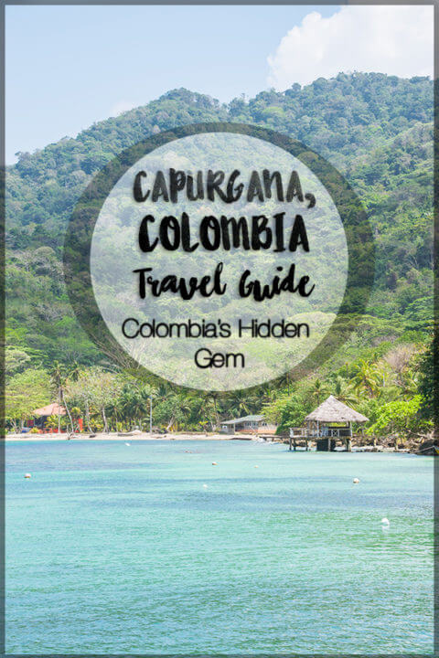 Capurgana Colombia Travel Guide: Colombia's Hidden Caribbean Gem! Capurgana is right on the border of Panama and is a colorful and tiny village with no cars, only horse-drawn carts! There are some beautiful beaches, incredible hikes, and beautiful gems to find in this unknown paradise only accessible via sea or air. #colombia #southamerica #centralamerica #paradise #caribbean #tropical #hiddengem #capurgana #travel