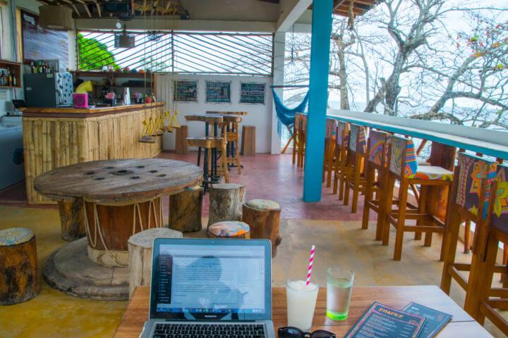 Macondo Bar capurgana Colombia