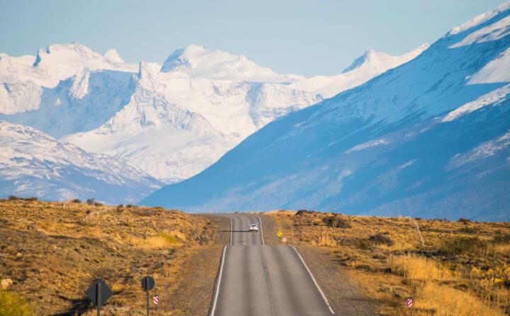 patagonia landscape el calafate tours