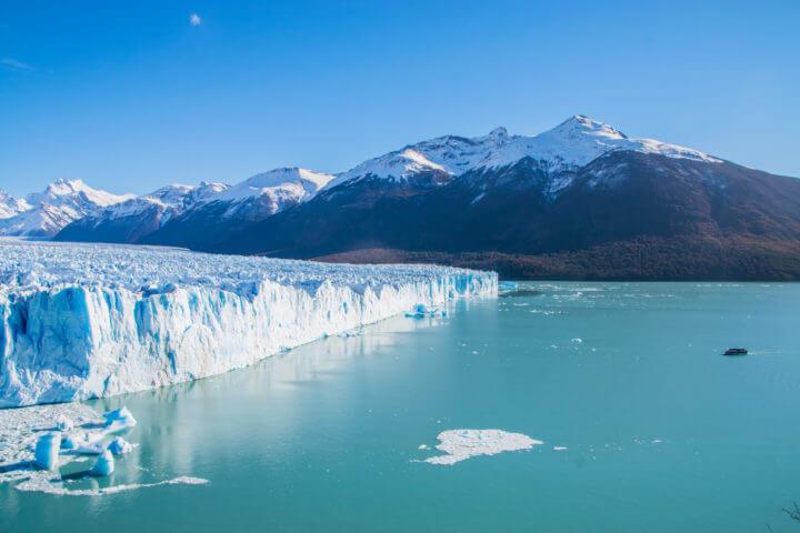 El Calafate perito moreno glacier boat tour