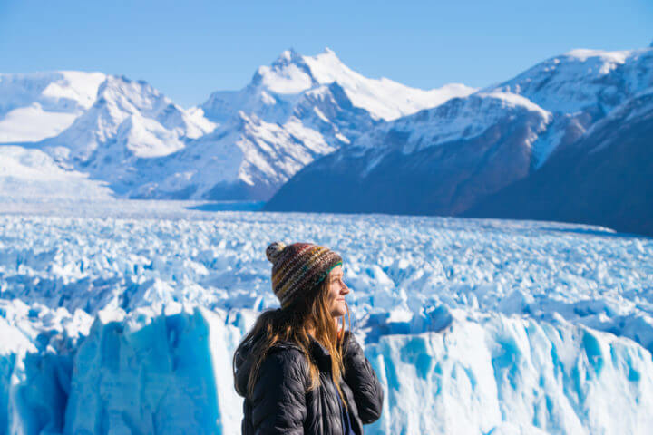 el calafate perito moreno glacier patagonia itinerary 2 weeks