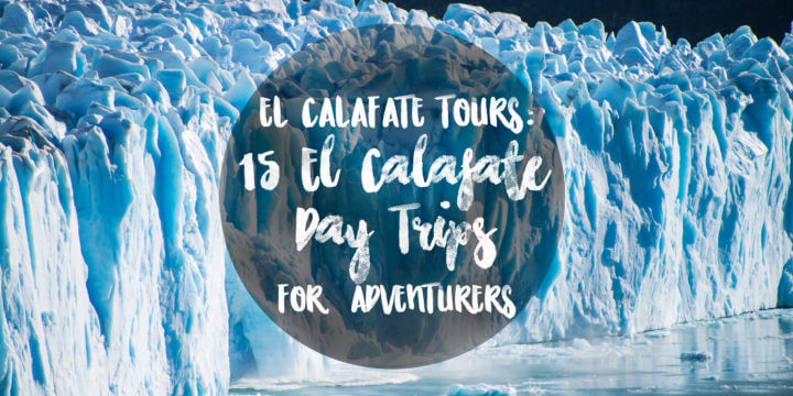 El Calafate is an adventure hub of Patagonia, offering many El Calafate day trips to easily see lots of surrounding beauty from one home base. Check out these 15 El Calafate Tours do take part in in Argentinian Patagonia!