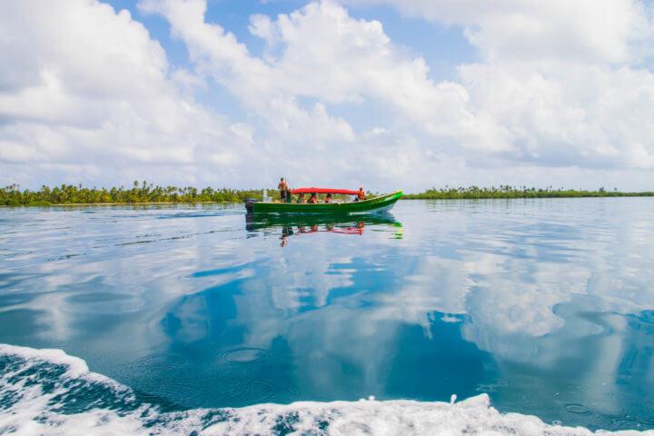 san blas adventures speedboat panama to colombia