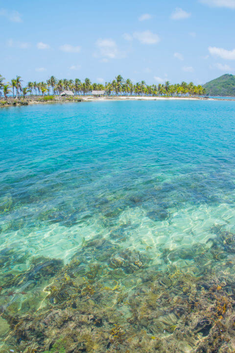 san blas islands south panama to colombia