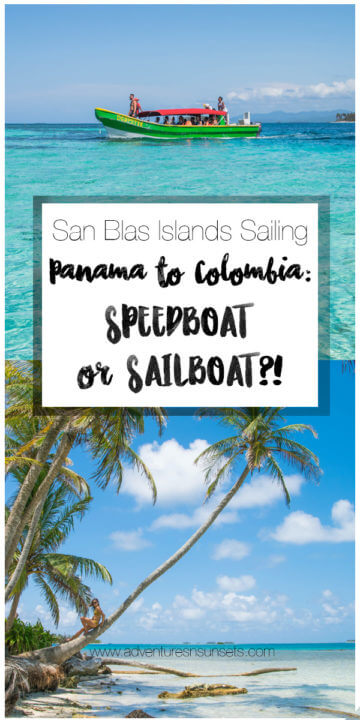 So, you've made the decision to take care of your border crossing by sailing Panama to Colombia. Good choice! As a border you can only cross by sea or air, it can be tough to decide how you want to travel between Colombia and Panama. But, if you consider that paying a bit more willallow you to have the experience of a lifetime and be able to see the most picturesque little islands the world has to offer, it's honestly a no-brainer. People pay hundreds to do San Blas Sailing tours without a border crossing being involved, so this really is just killing two birds with one stone.