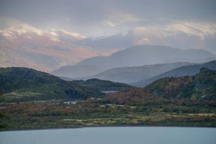 W Trek torres del paine patagonia itinerary 2 weeks