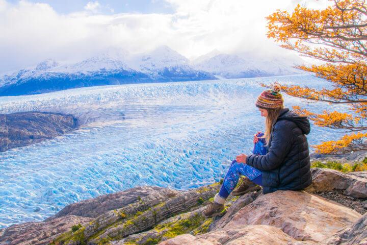 patagonia itinerary 2 weeks with w trek torres del paine grey glacier refugio grey