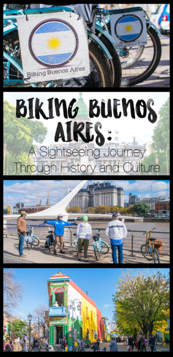 56284fe35 Biking Buenos Aires  A Sightseeing Journey through History and Culture