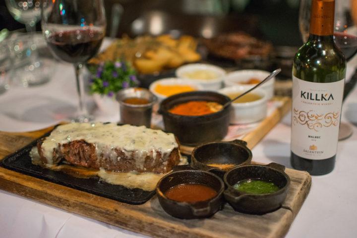 what to do in buenos aures parilla steak la cabrera