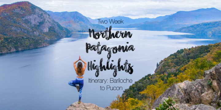 Two Week Northern Patagonia Highlights Itinerary: Bariloche to Pucon
