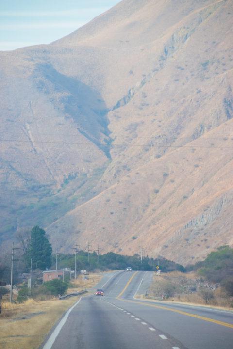 quebrada de humahuaca tour volcan