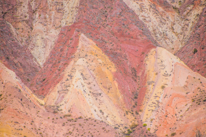quebrada de humhuaca tour painter's palate colorful hills northern argentina jujuy
