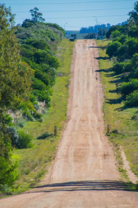 things to know before driving in uruguay - dirt roads