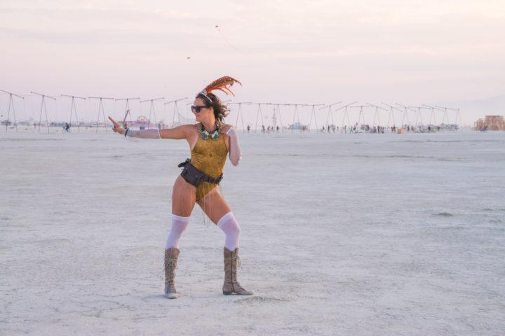 female burning man costumes