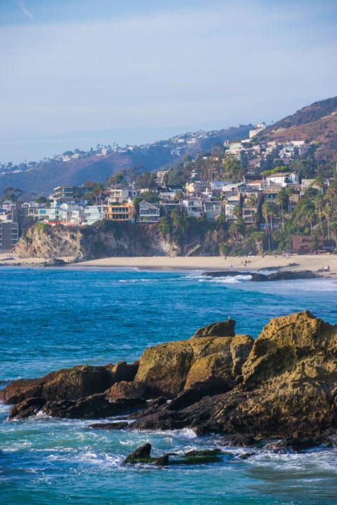 laguna beach california thousand steps beach california road trip