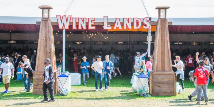 outside lands wine lands