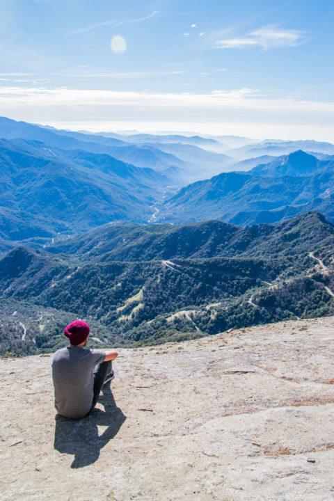 sequoia national park view california road trip ideas
