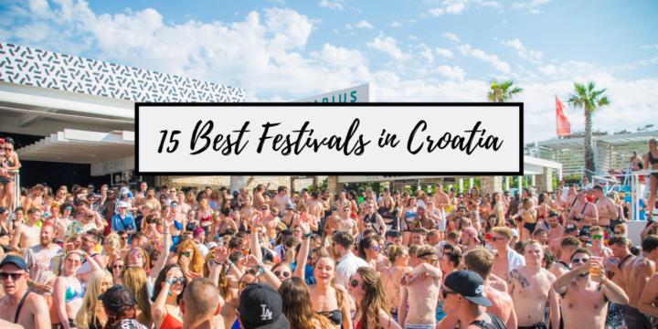 Festivals in Croatia: The 15 Best Croatia Music Festivals