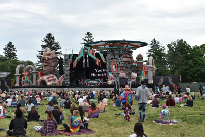 YogaElectricForest