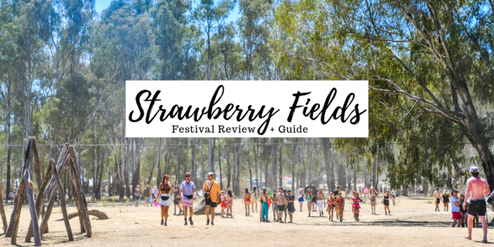 Strawberry Fields Festival Review + Guide: All You Need to Know for Australia