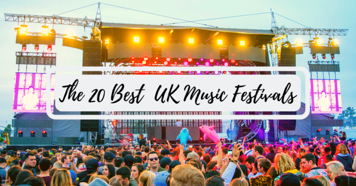 UK Music Festivals: The 20 Best UK Festivals + Travel Packages