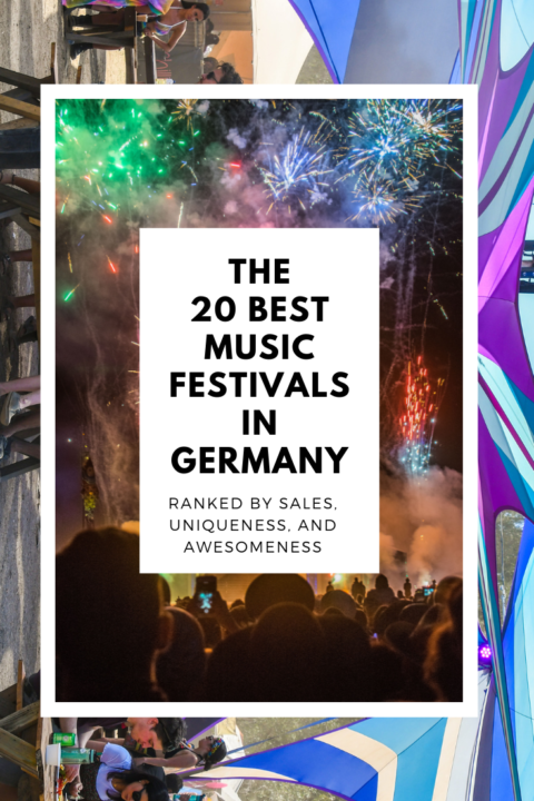 Festivals in Germany: The 15 Best German Music Festivals (2019)