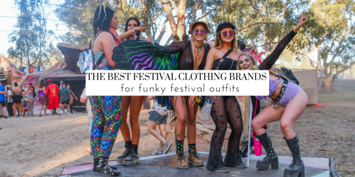 22aec79c8 Funky Festival Outfits: The 10 Best Festival Clothing Brands for Girls