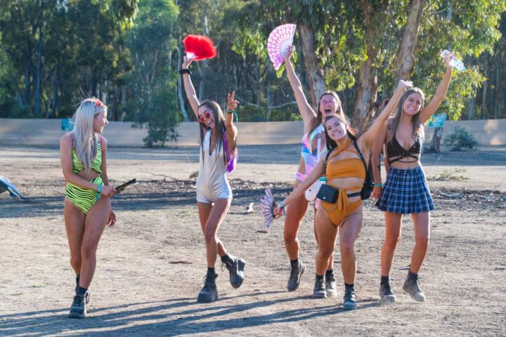 festival doof fashion