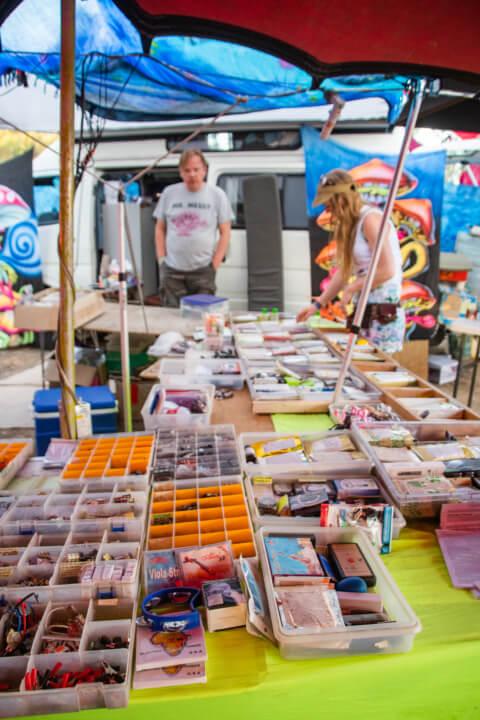 pawn shop jam space Babylon Festival