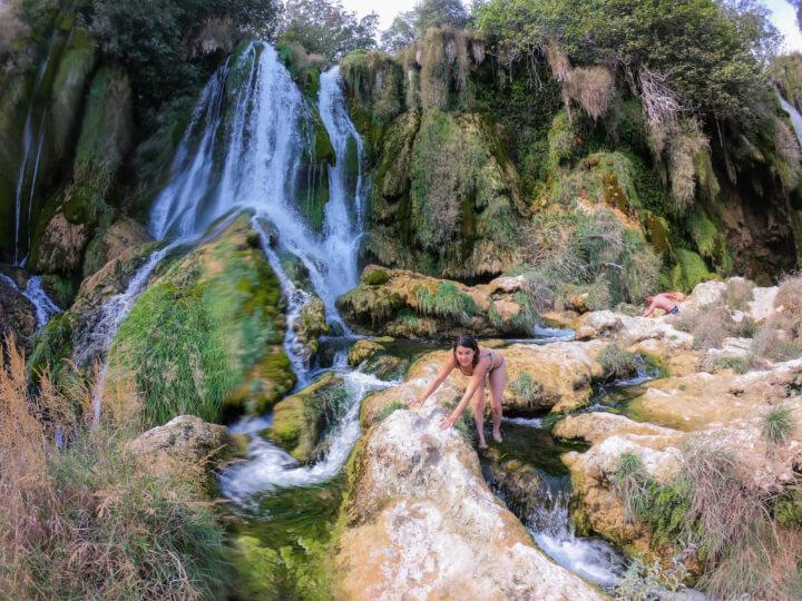 kravice waterfalls adventures herzegovina