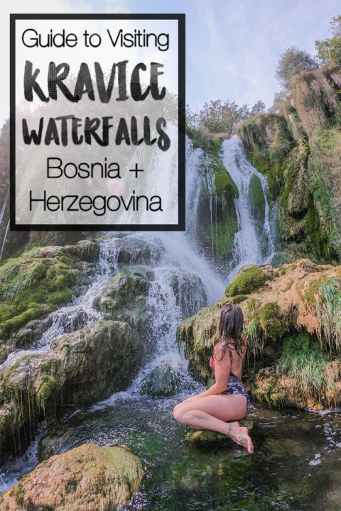 guide to visiting kravice waterfalls bosnia and herzegovina - all you need to know before you travel to kravice falls.