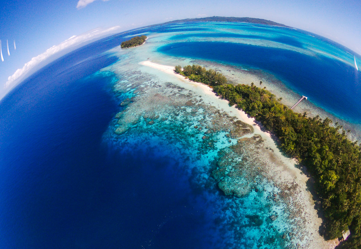 Njari island gizo solomon islands tourism