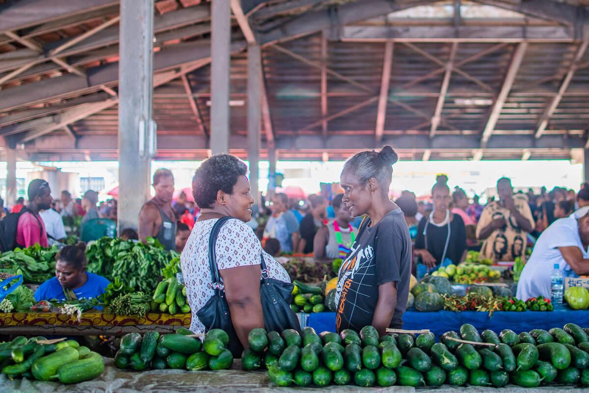 honiara central market solomon islands tourism tips