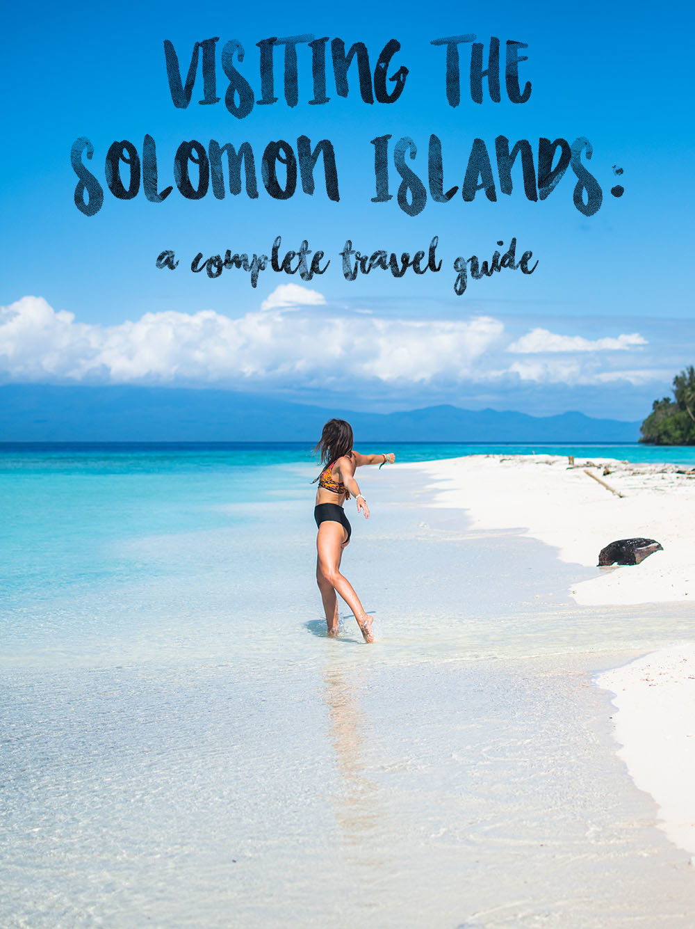 a complete guide to solomon islands tourism: facts, tips, where to go, things to do, where to stay, histopry, what to know before ou go, how to get there, getting around, and more.