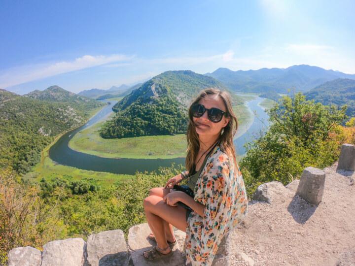 pavlova strana viewpoint montenegro lake skadar national park