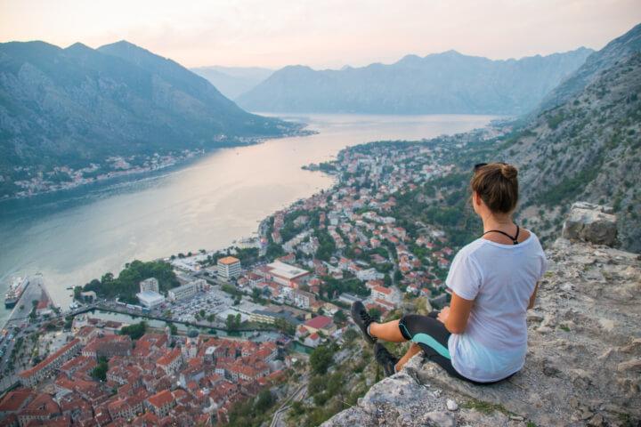 kotor montenegro balkans road trip