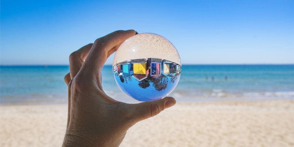 How To Use A Lens Ball 10 Creative Glass Ball Photography Ideas